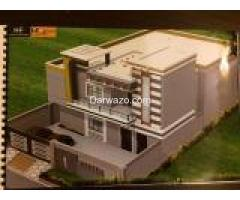 9000 ft² – 500 SQY Residential Plot on 60ft Road Precinct 29 Bahria Town K
