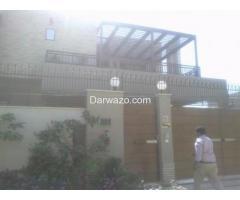 Studio – 1500 Yard Bungalow for Rent in PECHS Karachi (03332175458)
