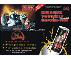 Distributor Required Energy drink - Rocket Energy - Image 1/3