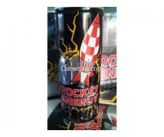 Distributor Required Energy drink - Rocket Energy