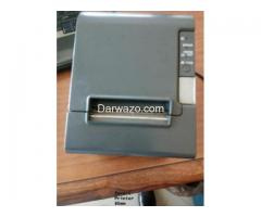 POS-Software with Receipt Printer, Label Printer, Scanner