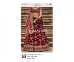 Zainab Chottani Indian Velvet Lenga Replica Unstitched Suit