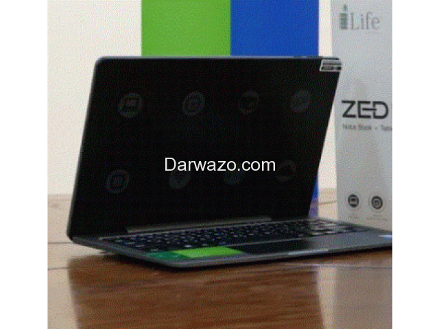 ILife Zed Book Detachable Notebook (Touch Screen & Dual Camera) - Laptop for Sale