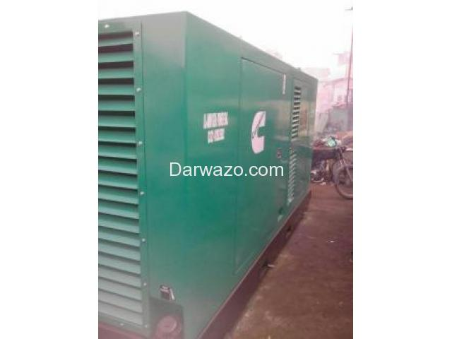 Generator for Sale - Cummins (USA) 210KVA Diesel Gen Set - 6