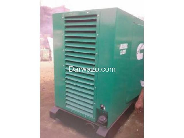 Generator for Sale - Cummins (USA) 210KVA Diesel Gen Set - 7