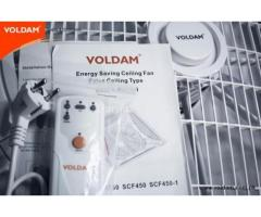 Voldam 18 False Ceiling Fan.