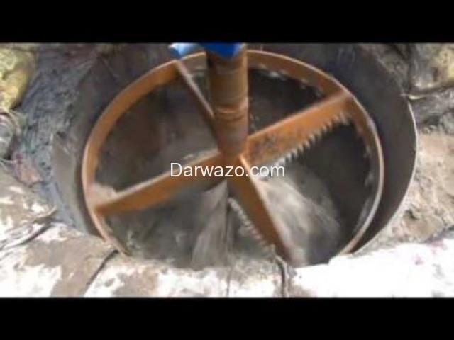 Water Treatment and Water Boring Services  Karachi – Darwazo