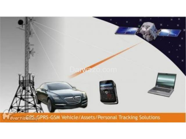 Car Tracker GSM/GPS/GPRS for every type of vehicle in karachi - 1