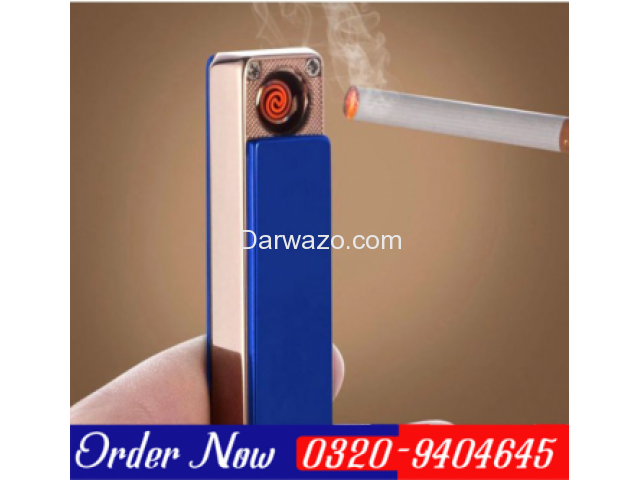 Jabon USB Rechargeable Lighter in Pakistan 0320-9404645 - 1/3