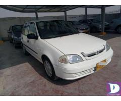 Suzuki Cultus Euro ll 2013