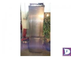 16 cubic feet Refrigerator Double Compressor Glass Rack Running