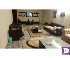 3 bed+DD furnished apartment for rent