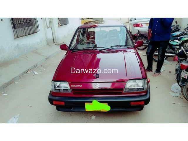Suzuki Khyber Swift 89 for Sale - 2