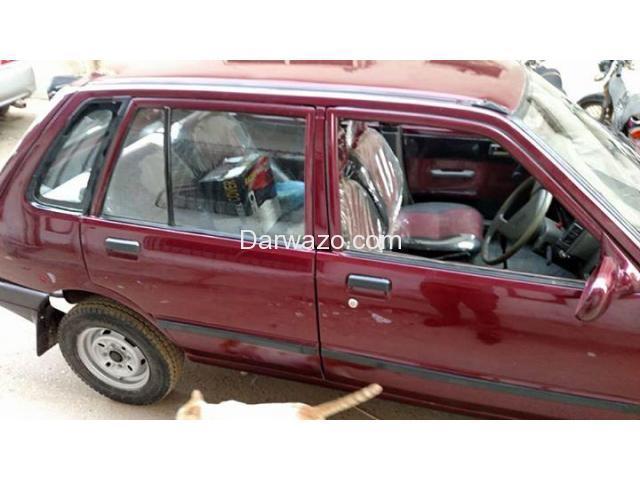 Suzuki Khyber Swift 89 For Sale Darwazo Com No 1 Classified