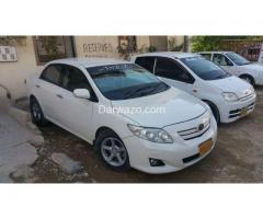 Toyota corolla 2009 XLI into GLI for Sale