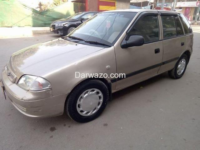 Suzuki Cultus VXRi 2007 for Sale - 2