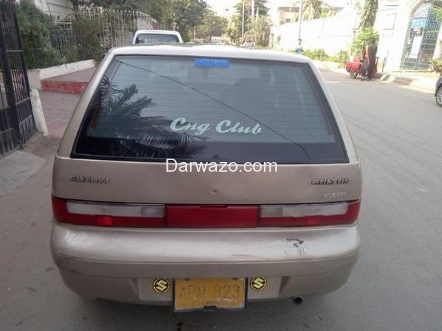 Suzuki Cultus VXRi 2007 for Sale - 4