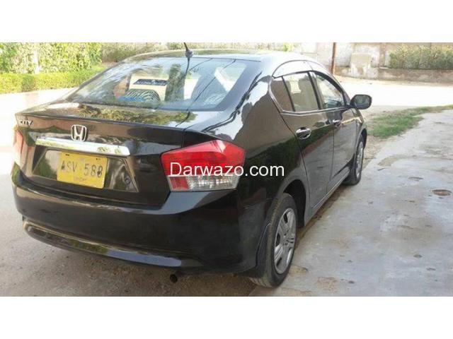 5 8 Honda City IVTEC Model 2010 Original Color PETROL
