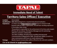 Territory Sales Officers / Executive - Haroonabad