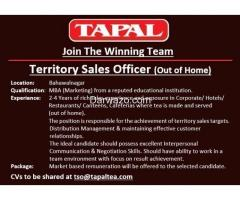 Territory Sales Officer OOH (Out of Home)- Bahawalnagar