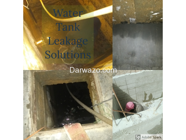 Waterproofing service - 3