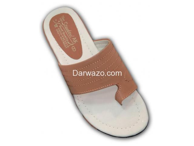 Brown Ballet Flat Formal & Casual Shoe for Women - 1