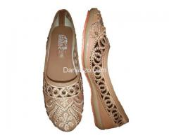 Golden Design Ballet Flat Shoe Formal & Casual Shoe for Women