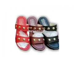 Three Multi Colour Ballet Shoe Formal & Casual Shoe for Women