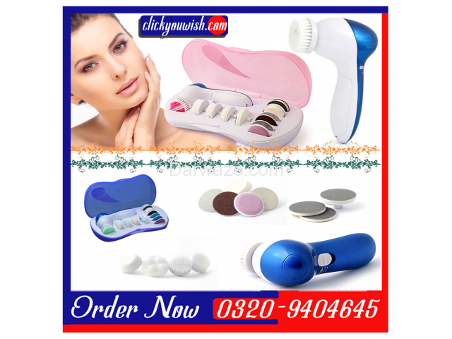 11 in 1 Multifunction Face Massager - 2