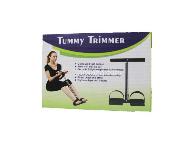 Tummy Trimmer Singel Spring For Home Gym In Lahore - 2
