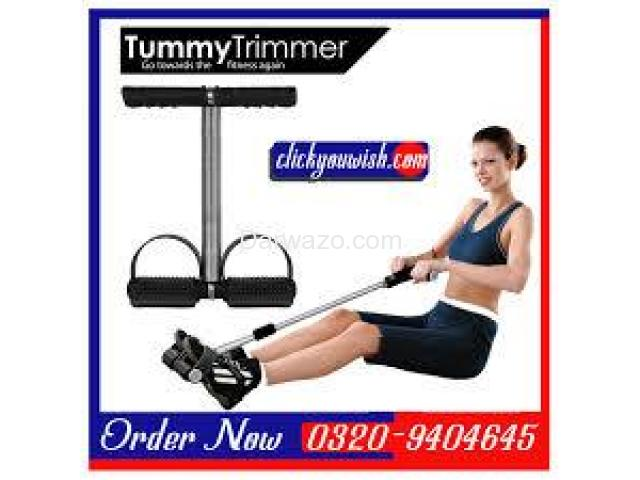Tummy Trimmer Singel Spring For Home Gym In Lahore - 4