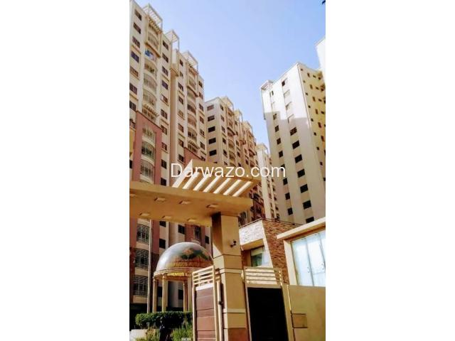 Apartment For Sale (Harmain Royal Residency - Gulshan E Iqbal) - 1