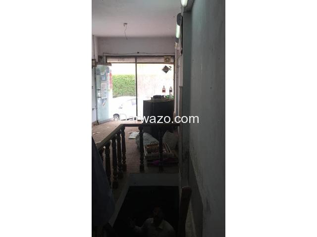 GROUND SHOP FOR RENT WITH BASEMENT IN BADAR COMMERCIAL DHA PHASE 5 - 1