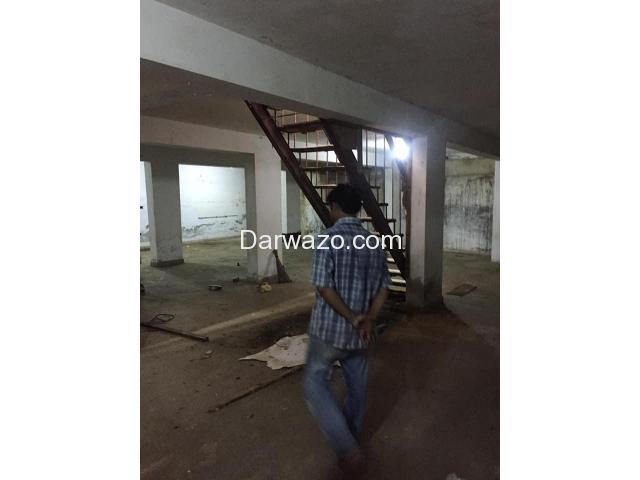 GROUND SHOP FOR RENT WITH BASEMENT IN BADAR COMMERCIAL DHA PHASE 5 - 2
