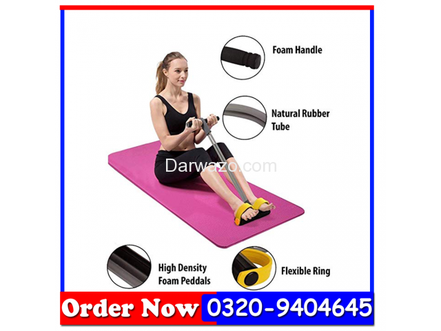 High Quality Tummy Trimmer Singal Spring - 1