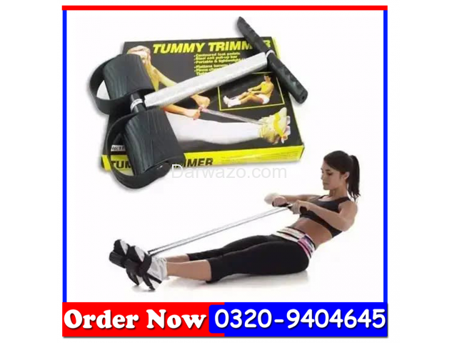 High Quality Tummy Trimmer Singal Spring - 2