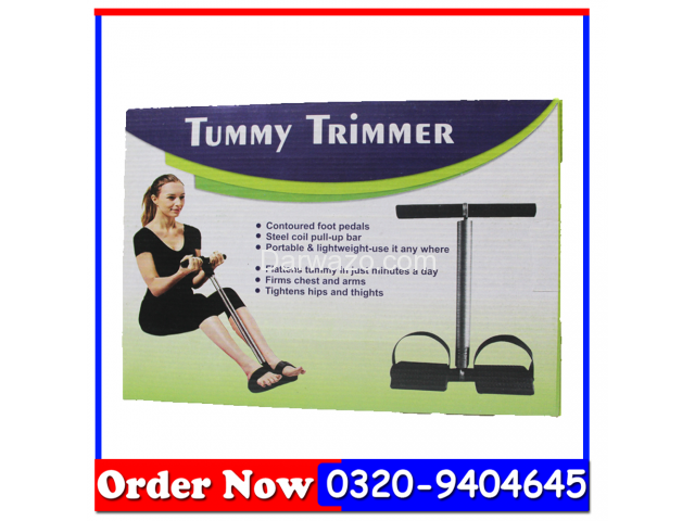 High Quality Tummy Trimmer Singal Spring - 3