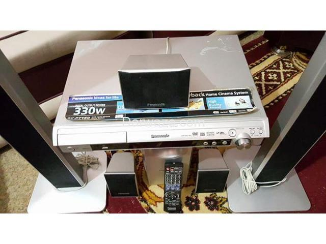 Panasonic 5.1 Home Theater Cinema Sound USB Support - 3
