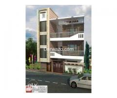 Brand new Portion for Sale at North Nazimabad block J