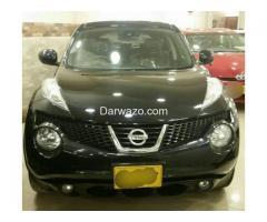2010 Nissan Juke - Registered 2014