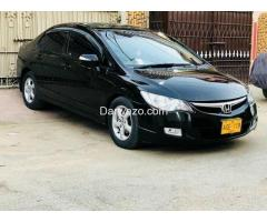 Honda Civic Rebon 2008 Sun Roof Automatic