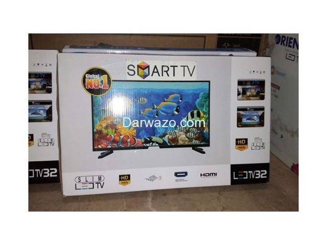 "Samsung 32"" Flat Smart Android LED TV's - 1"