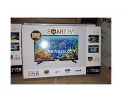 "Samsung 32"" Flat Smart Android LED TV's"