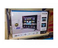 "42"" Samsung Smart Android LED Tv's PKR.33,000/. - Image 1"