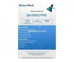 QA Executive