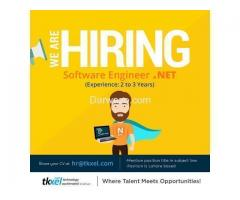 Software Engineer .Net