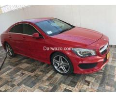 Mercedes - CLA180 AMG Package