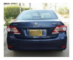 2011 Toyota Corolla 1.3 Gli