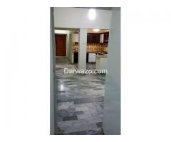 FOR BIG FAMILY - 4 Bed DD Flat  Gulshan e Iqbal Block 13D Near Hasan Square For Sale