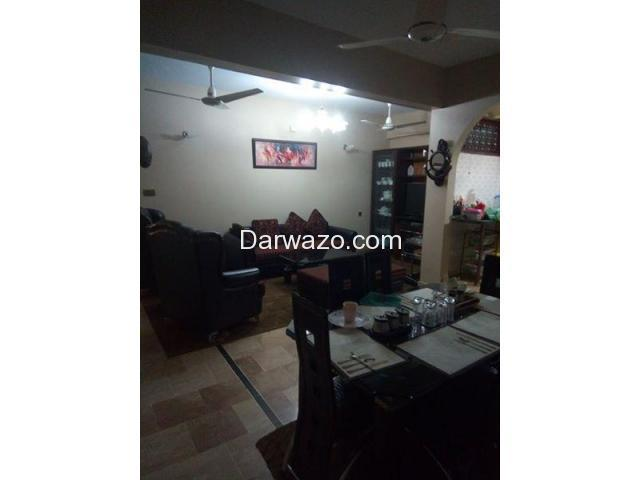 5 Room Appartment for Sale (3 Bed with attached bath, Drawing Room and Lounge) - 1/10